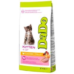 Dado kattefoder til killinger - Kitten - Kylling
