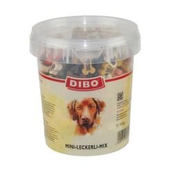 Dibo godbid-mix til hunde (semi-moist) - 500 g