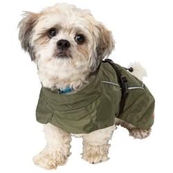 Dyreværnet hundejakke - Grøn