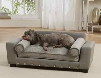 EHP Scout Sofa, farve grå - Total luksus
