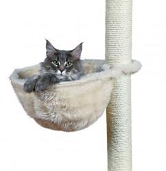 Ekstra dyb liggeplads til kattemiljøer