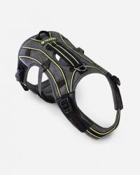 EQDOG New Pro Harness - Grå med refleks, L/XLARGE