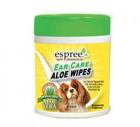Espree Ear Care Wipes, 60 stk.