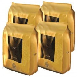 Essential The Jaguar kattemad, 4 x 3 kg
