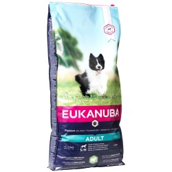 Eukanuba hundefoder - Adult - Lam/ris
