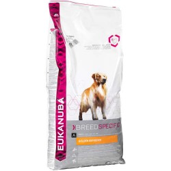 Eukanuba hundefoder - Breed specific Golden Retriever - Kylling