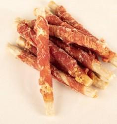 Faunakram, 500 g Crunchy Råhud tyggerulle med andekød