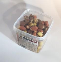 FAUNAKRAM Minimarv - 400 g, hundekiks mix med fyld