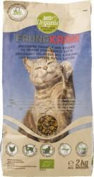 FAUNAKRAM Økologisk glutenfrit komplet måltid med kylling - Adult Steriliseret kat 2 kg