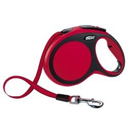 flexi New Comfort, L: 8 m - rød, båndline