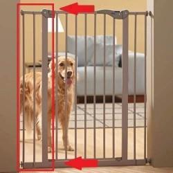 Forlænger til Dog Barrier hundegitter, 7 cm x 107 cm