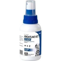 Frontline Spray mod lopper og flåter, 100 ml
