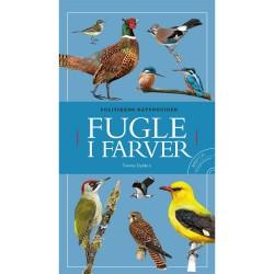 Fugle i farver - Inkl. CD - Hæftet