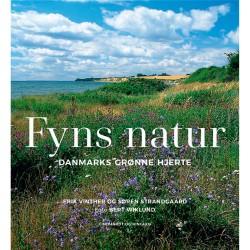 Fyns natur - Danmarks grønne hjerte - Indbundet