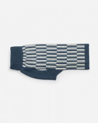 Giulia Dog Sweater (Blue) fra MiaCara, XS