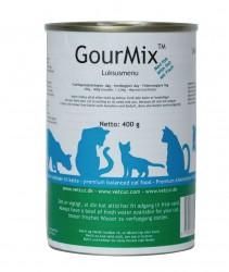 GourMix - Fisk, 400 g til katte