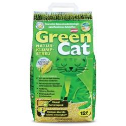 Greencat 12 L majs kattegrus. 100% naturligt