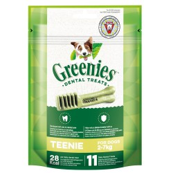 Greenies Tandpleje Tyggesnacks - Teenie (85 g / 11 stk.)