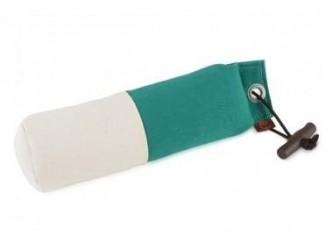 Grøn/Hvid 500 gram Firedog Dummy