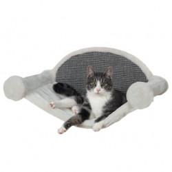 Hængekøje til katten med vægmontering