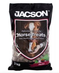 Hestegodbidder med urtesmag - 3 kg