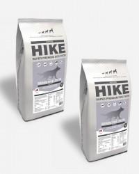 HIKE Sensitiv - Kornfrit, Allergivenligt og Dansk, 2x12kg
