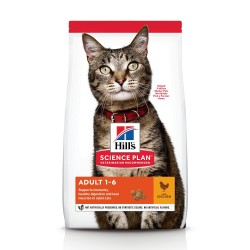 Hill's Science Plan Adult Kylling - 3 kg