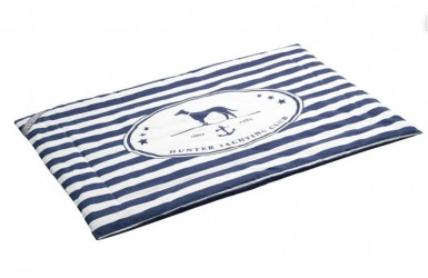 Hunter Hundetæppe Binz, str. 120 x 80 cm - lækkert luksus tæppe med fyld