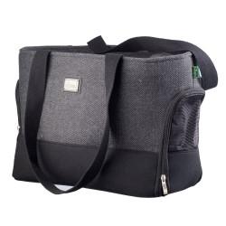 Hunter transporttaske - Barcelona - Sort/grå