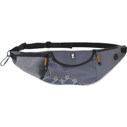 Hurtta Outd. Action belt, one size, granite