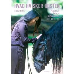 Hvad hvisker hesten - Hardback