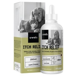 Itch Relief for Cats and Dogs
