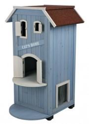 Kattehus i træ - 3 etager