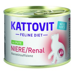 Kattovit Nyre/Renal (Nyresvigt), dåse 185 g - 6 x 185 g Kylling