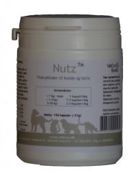 Kernekraft, 150 stk. kapsler til hund og kat - NUTZ (nyt navn)