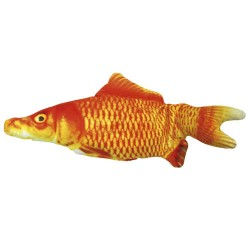 Kitty Kraze kattelegetøj - Koi Fish - Orange