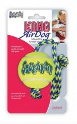 Kong AirDog Squeaker tennisbold m/reb, str. M
