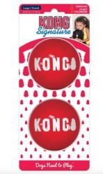 KONG Signature Balls, str. L - 2 pak Ø 8 cm