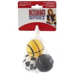 KONG Sports Balls, 3 styk, XSmall