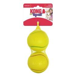Kong Squeezz Tennis str. L, 2 stk. bolde
