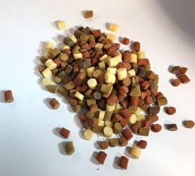 Kornfri Små Mini Hapser, 500 g spand
