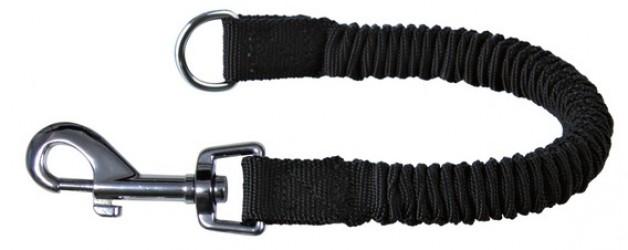 Kort lineforlænger med elastik