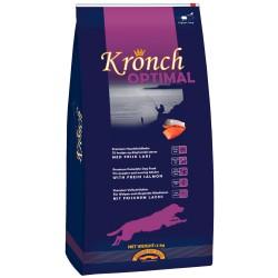 Kronch hundefoder - Optimal - Laks