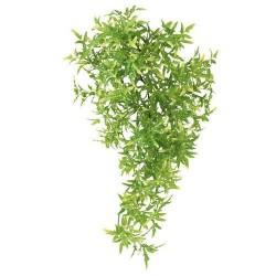 Kunst planter Reptil - Croton 10x 13 cm