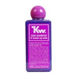 KW Hvid Shampoo, 200 ml