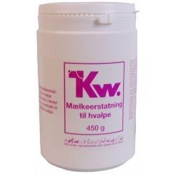 KW Mælkeerstatning til hvalpe, 450g - KORT DATO