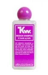 KW Medicin shampoo til hunde og katte