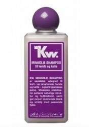 KW Minkolie Shampoo, 200 ml.
