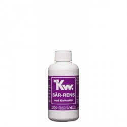 KW Sårrens med klorhexidin, 100 ml