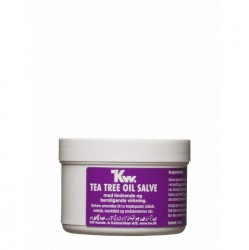 KW Tea Tree salve, 100 ml. - god til trædepuder